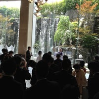 Photo taken at ANA Crowne Plaza Kyoto by Shinichiro K. on 6/30/2012