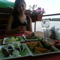 """Photo taken at Ресторан """"Лето"""" by Alex G. on 8/3/2012"""