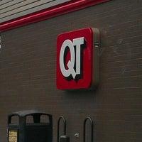 Photo taken at QuikTrip by Carey W. on 2/22/2012