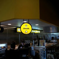 Photo taken at Which Wich? Superior Sandwiches by Michael D. on 3/6/2012