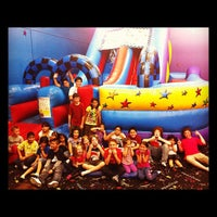 Photo taken at Pump It Up by Carlos H. on 2/4/2012
