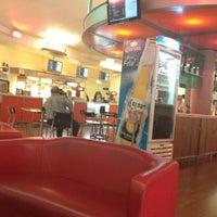 Photo taken at Cinepolis VIP by Teddy N. on 8/4/2012