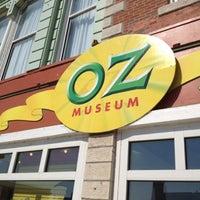 Photo taken at Oz Museum by Joylin B. on 8/9/2012