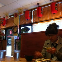 Photo taken at Sushi Avenue by Dana A. on 3/31/2012
