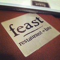 Photo taken at Feast by Dan P. on 4/21/2012