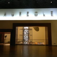 Photo taken at Aureole by Bill M. on 8/28/2012