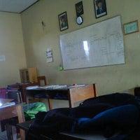 Photo taken at Kelas XI-IPS 1 SMA N 3 PATI by Vittorio W. on 9/8/2012