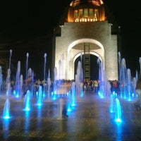 Photo taken at Monumento a la Revolución Mexicana by Zory on 6/14/2012