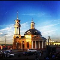 Снимок сделан в Почтовая площадь пользователем Mikhail N. 5/11/2012
