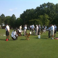 Photo taken at Quail Hollow Club by Greg M. on 5/1/2012