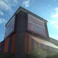Photo taken at Dunkin Donuts by Michael S. on 6/24/2012