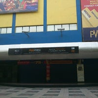 Photo taken at PVR Saket by Tushar S. on 6/22/2012