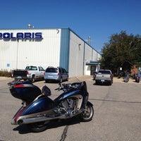 Photo taken at Polaris Victory Motorcycles by Rex C. on 7/30/2012