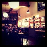 Photo taken at Restaurant Zoë by Corey S. on 2/21/2012