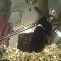 Photo taken at Parroquia de la O by jose maria p. on 3/29/2012