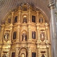 Foto tirada no(a) Templo de Santo Domingo de Guzmán por Julieta P. em 3/18/2012
