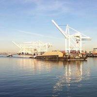Photo taken at San Francisco Bay Ferry - Alameda Main Street Terminal by Russ M. on 2/22/2012