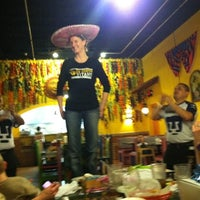 Photo taken at El Azteca Mexican Restaurant by Erica S. on 2/5/2012