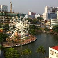 Photo taken at WANA Riverside Hotel Malacca by Wilson L. on 8/11/2012