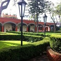 Foto tirada no(a) Hacienda de Los Morales por Sebas P. em 8/27/2012
