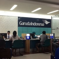 Photo taken at Garuda Indonesia Surabaya Office by Deri S. on 3/10/2012