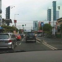 Photo taken at Jl. Kutai by Teguh S. on 5/13/2012