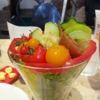 Photo taken at M's cafe 枚方店 by ドラちゃん F. on 8/20/2012