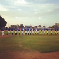 Photo taken at MLB Urban Youth Academy by Ray S. on 8/4/2012