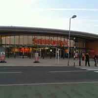Photo taken at Sainsbury's by Frederico S. on 6/18/2012