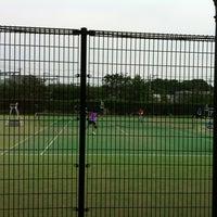 Photo taken at 大津公園 by Adjani on 6/17/2012