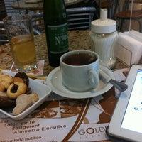 Photo taken at Café Blanco by Dimas N. on 6/19/2012