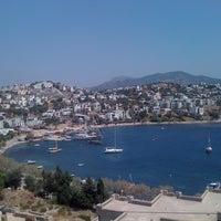 7/18/2012 tarihinde Elif K.ziyaretçi tarafından Yalıkavak Sahil'de çekilen fotoğraf