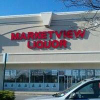 Photo taken at Marketview Liquor by Mark O. on 4/5/2012