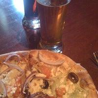 Photo taken at Bricks Kitchen & Pub by Maria R. on 4/27/2012