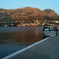 Photo taken at Telendos Island by Daniel on 5/20/2012