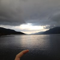 Photo taken at Loch Ness by Andrei G. on 3/15/2012