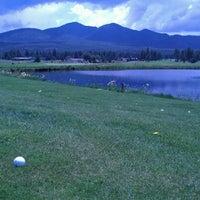 Photo taken at Elephant Rocks Golf Course by Jeffrey H. on 8/18/2012