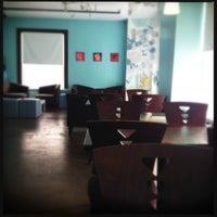 Photo taken at Cafe Nine by Mair D. on 4/25/2012