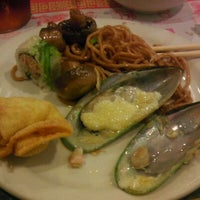 Photo taken at King Buffet by Danny T. on 7/25/2012