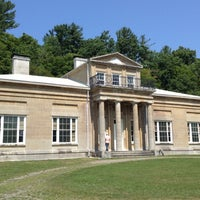 Photo taken at Hyde Hall by David S. on 8/4/2012