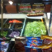 Photo taken at Subway by Kristi E. on 8/8/2012