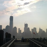 Photo taken at NY Waterway Ferry Terminal Paulus Hook by Tina W. on 9/7/2012