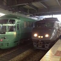 Photo taken at Platforms 3-4 by にっさん 2. on 7/18/2012