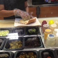 Photo taken at Subway by Francisco J. on 5/16/2012