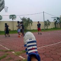 Photo taken at Lap. Basket Puslat Multifungsi POLRI by Kenang H. on 5/12/2012