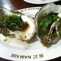 Photo taken at Nam Kee by Marcia I. on 4/27/2012