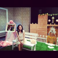 Photo taken at Bangkok Cha-da Hotel by Supatra H. on 6/16/2012