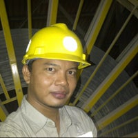 Photo taken at CCR Crusher I by Sudiyono G. on 2/18/2012