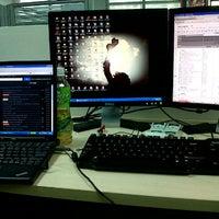 Photo taken at DOCOMO interTouch Pte. Ltd. by Feitan M. on 6/19/2012