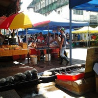 Photo taken at Sunday Market (Pasar Minggu Satok) by Anna H. on 7/11/2012